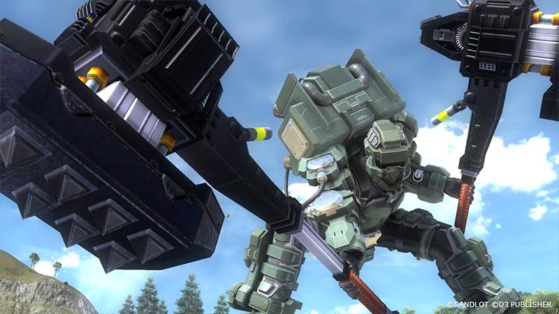フェンサー 一覧 5 武器 防衛 地球 軍